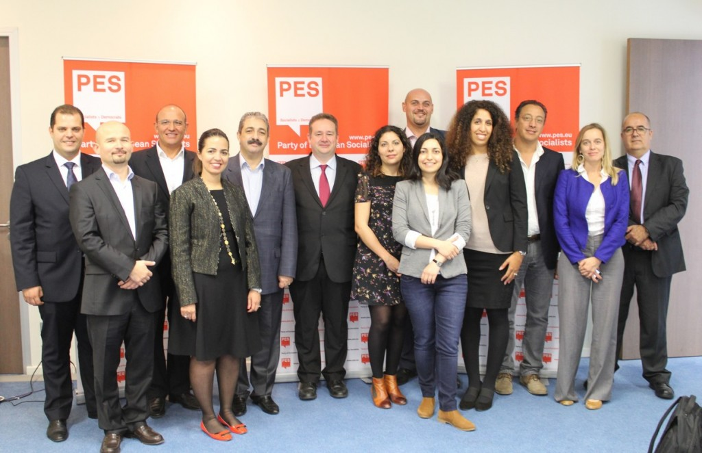 Rencontre PSE-Ettakatol