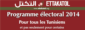 Programme Electoral Ettakatol 2014